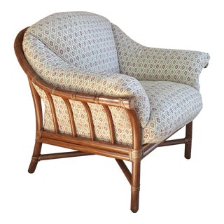 Vintage McGuire Bamboo Lounge Chair