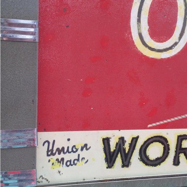 Osh Kosh B'gosh Light Up Sign - Image 3 of 6