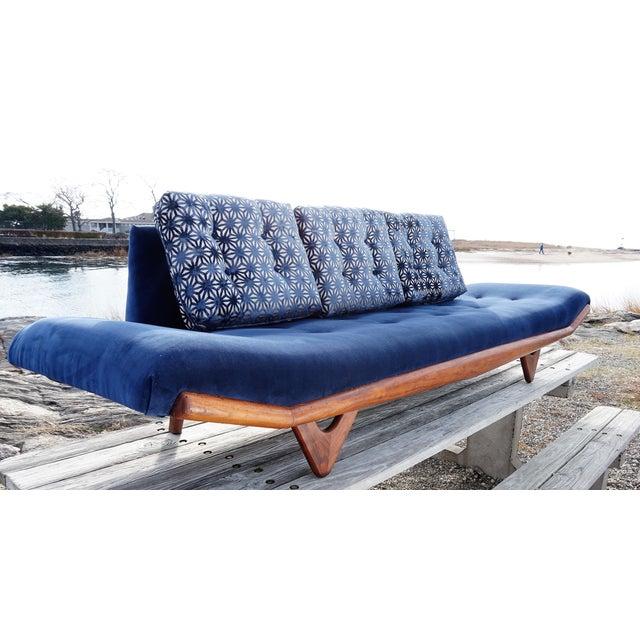 Mid-Century Modern Adrian Pearsall Gondola Sofa - Image 3 of 9