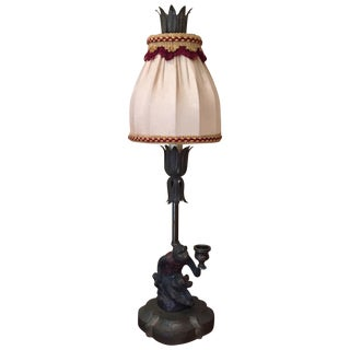 Chelsea House Monkey Lamp