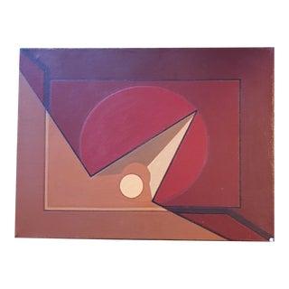Untitled Modern Painting by Paul Sanasardo