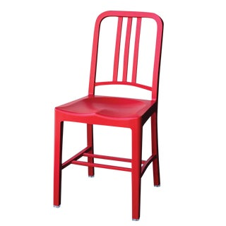 Emeco Eco Friendly Red Chair