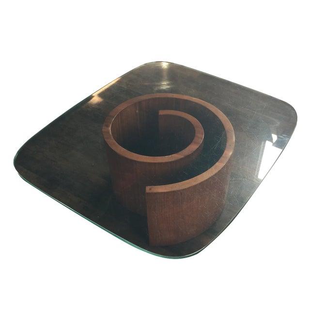 Vladimir Kagan Snail Coffee Table Chairish