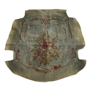 19th Century French Aubusson Textile