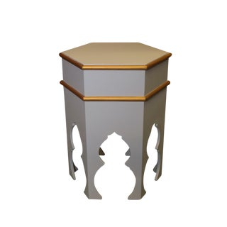 Taza Artisan Side Table