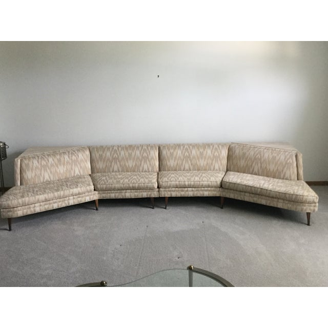 Mid Century Modern Custom Couch - Image 2 of 10