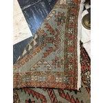 Image of Vintage Persian Runner- 2′4″ × 14′2″