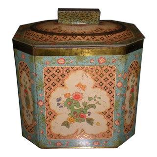 Vintage Baret Ware Tin Box