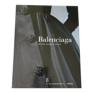 Balenciaga Coffee Table Book