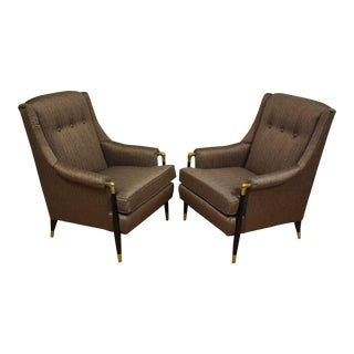Jamestown Royal Lounge Chairs - A Pair