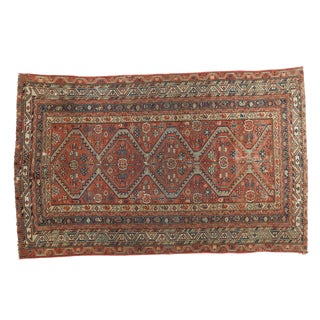 "Antique Mission Malayer Rug - 3'10"" x 6'"
