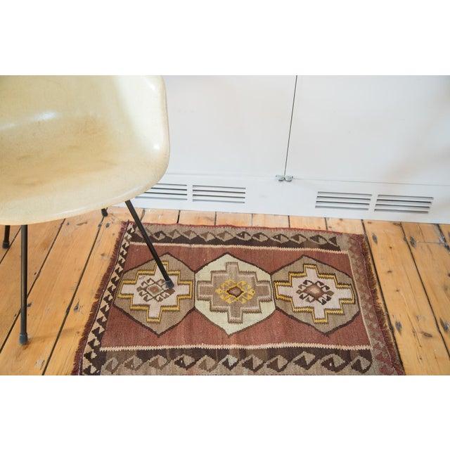 "Image of Vintage Kilim Rug Mat - 2'2"" X 2'10"""