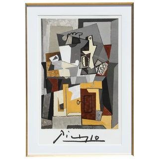 Pablo Picasso Estate Le Peintre Et Son Modele Lithograph