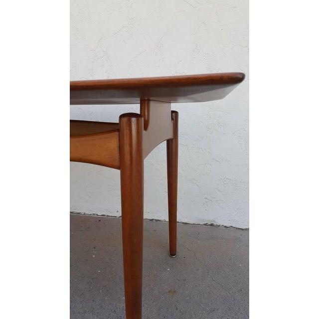 Finn Juhl Teak Coffee Table - Image 4 of 8