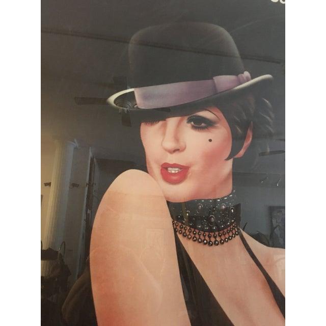 1972 London Telegraph Lisa Minnelli Cabaret Poster - Image 8 of 11