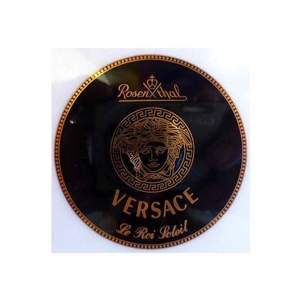 Rosenthal for Versace Plates - Set of 8 - Image 4 of 9