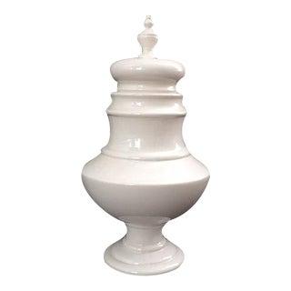 Raymor Spire White Urn