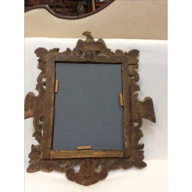 Image of 18th Century German Rococo Mirror