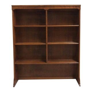 Ethan Allen Heirloom Nutmeg Crp Room Plan Dresser / Bookcase
