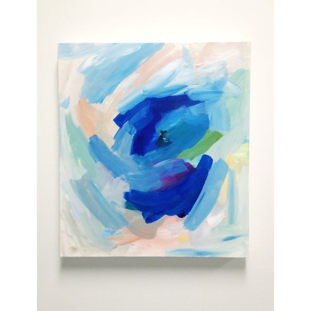 "Dani Schafer ""Hyacinthe"" Original 2014 Painting - Image 2 of 4"