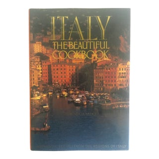 """Italy The Beautiful"" Cookbook"