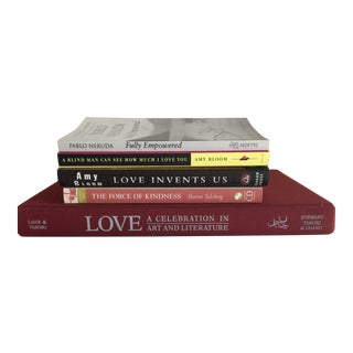 Books on Love Collection - Set of 5