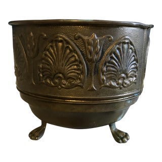 English Arts & Crafts Planter