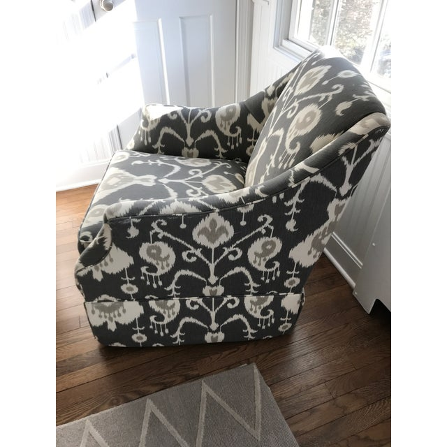 Lillian August Swivel Glider Chair - Image 2 of 6