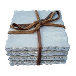 Image of Marble Coasters - Set of 4