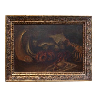 Handsome Still Life Oil Painting