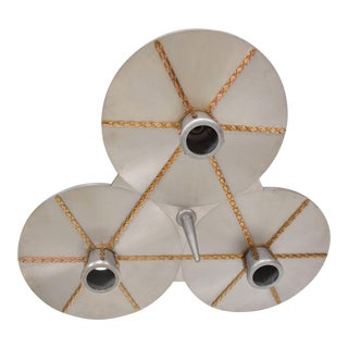 Art Deco Inspired Ceiling Light Fixture Chandelier