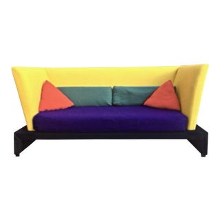 1984 Milo Baughman for Thayer Coggin Prisma Collection Sofa