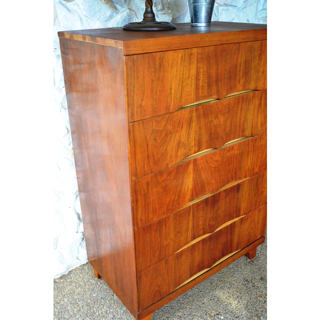 Mid-Century Chest of Drawers - Image 4 of 8