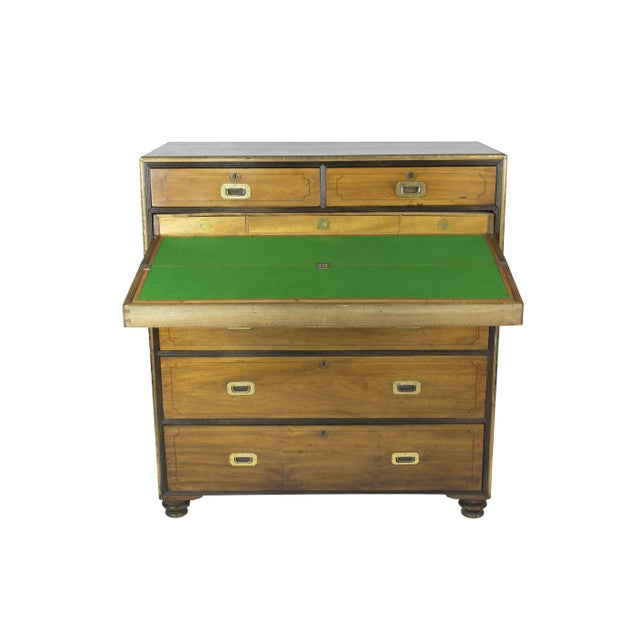 1850 Campaign Chest - Image 4 of 7