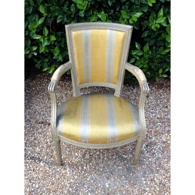 Six French Armchairs - Image 4 of 10