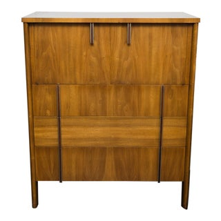 John Widdicomb High Dresser by Dale Ford