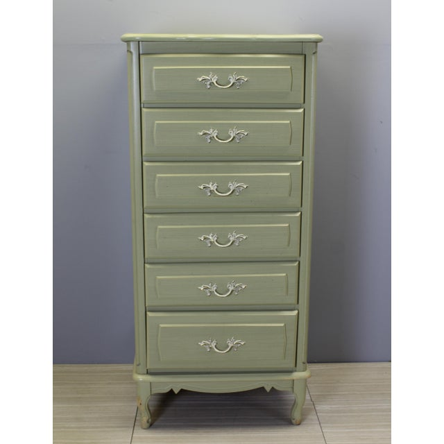 Mid Century Lingerie Chest Of Drawers - Image 2 of 4
