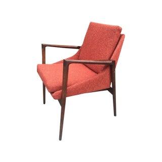 Kofed Larsen Selig Mid-Century Danish Modern Chair