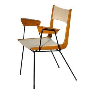 Rare Vintage Carlo de Carli Attributed Armchair