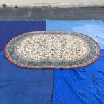 "Image of Traditional Persian Floral Rug - 5'3"" x 7'5"""