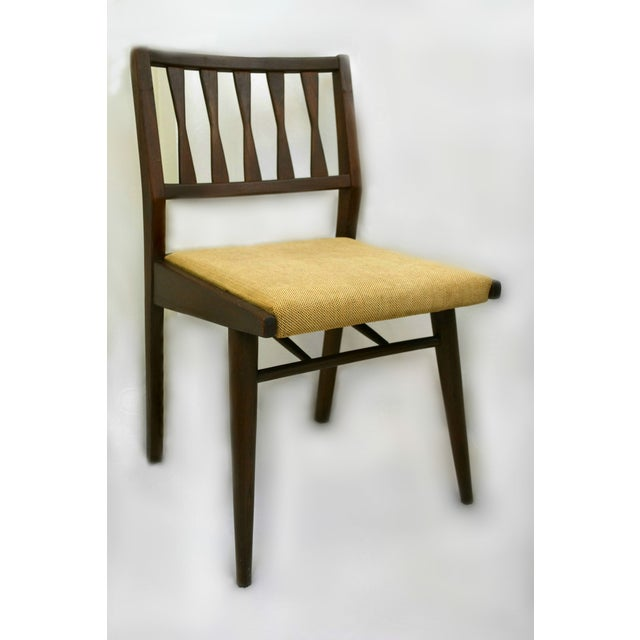 Holman Danish Modern Dining Room Chairs - Pair - Image 6 of 8