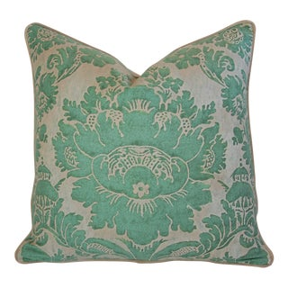Mariano Fortuny Vivaldi Feather & Down Pillow