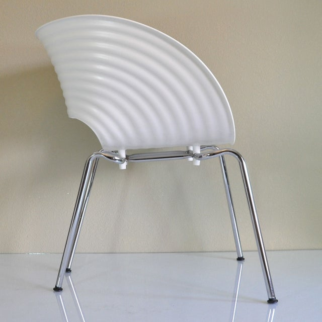 vitra tom vac side chair chairish. Black Bedroom Furniture Sets. Home Design Ideas
