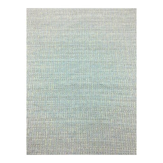 Turquoise / Green Woven Fabric - 4 Yards