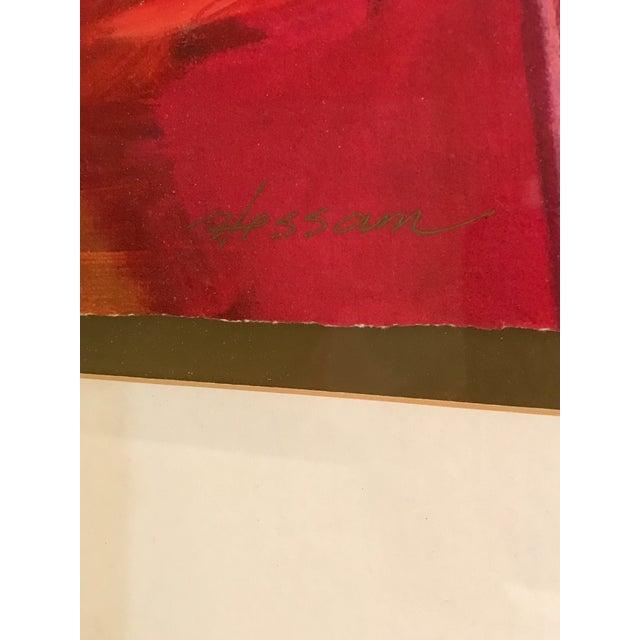 Image of Hessam Abrishami Limited Edition Serigraph