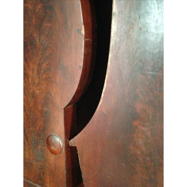 Antique Child's Sleigh Bed - Image 4 of 10