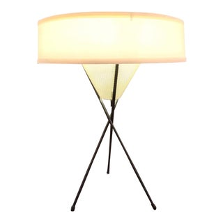 Gerald Thurston for Lightolier Tripod Table Lamp