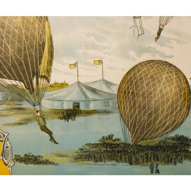 Print of 1800's Circus Poster - Image 4 of 5