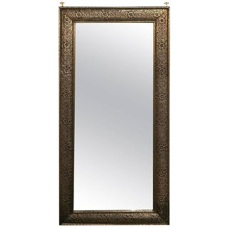 Handcrafted Console or Wall Mirror