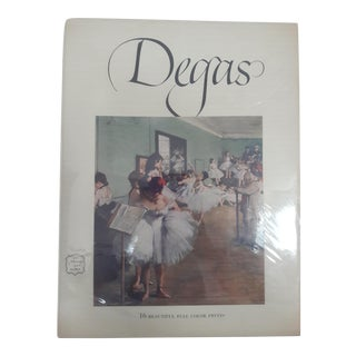 Degas Art Book by Abrams